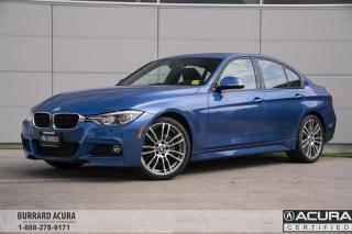 Used 2016 BMW 328i xDrive Sedan M-Sport for sale in Vancouver, BC