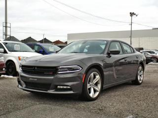 Used 2018 Dodge Charger SXT PLUS *CUIR*TOIT*ALPINE AUDIO* for sale in Brossard, QC