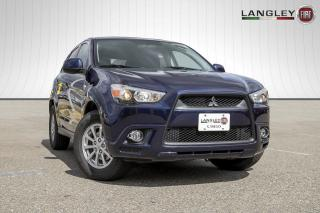 Used 2012 Mitsubishi RVR BLUETOOTH, LEATHER SEATS, ACCIDENT FREE for sale in Surrey, BC