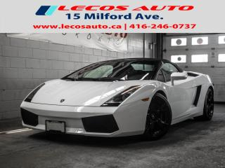 Used 2008 Lamborghini Gallardo --- for sale in North York, ON
