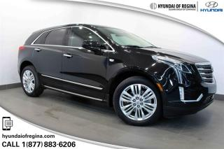 Used 2017 Cadillac XT5 AWD Premium Luxury Leather, Navigation, Moonroof for sale in Regina, SK