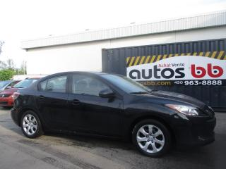 Used 2012 Mazda MAZDA3 for sale in Laval, QC