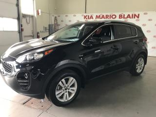 Used 2018 Kia Sportage LX AWD * MAGS * SIEGES CHAUFFANTS * CAMERA for sale in Ste-Julie, QC