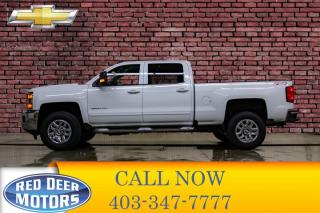 Used 2019 Chevrolet Silverado 2500 HD 4x4 Crew Cab LT BCam for sale in Red Deer, AB