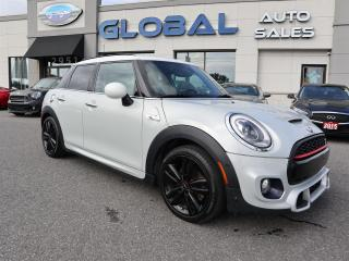 Used 2015 MINI Cooper John Cooper Works 6 SPEED , NAVIGATION. for sale in Ottawa, ON