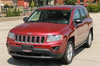 Used 2011 Jeep Compass Sport/North 4x4 | Heated Seats | CERTIFIED for sale in Waterloo, ON