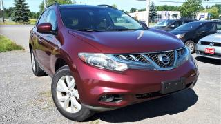 Used 2011 Nissan Murano SL for sale in Carp, ON