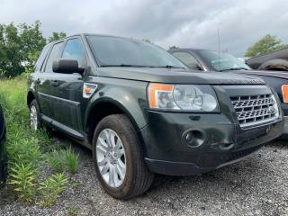Used 2008 Land Rover LR2 SE AS-IS | Doesn't Run for sale in Bolton, ON