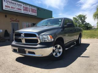 Used 2013 RAM 1500 ST $88.37 WEEKLY! $0 DOWN! CERTIFIED!!1 for sale in Bolton, ON