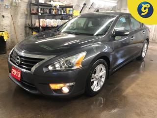 Used 2013 Nissan Altima SL * Leather interior * Power sunroof *  Remote start *  Phone connect * Push button ignition *  Heated Mirrors/Seats/Steering * Keyless entry/passive for sale in Cambridge, ON