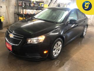 Used 2013 Chevrolet Cruze Remote start * Automatic headlamp control * Child seat anchors * Heated power mirrors * Air conditioning * Power windows/locks * Remote keyless en for sale in Cambridge, ON