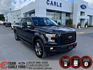Used 2017 Ford F-150 for sale in Gatineau, QC