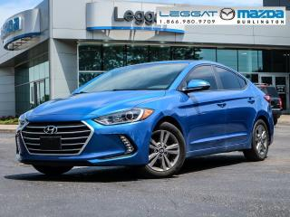 Used 2017 Hyundai Elantra GL- HEATED SEATS, BLUETOOTH, ALLOY WHEELS, TINTED WINDOWS for sale in Burlington, ON