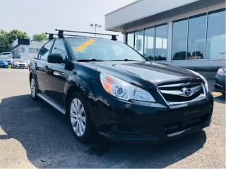Used 2012 Subaru Legacy 2.5i Ltd Package for sale in Lévis, QC
