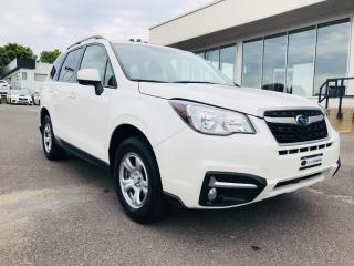 Used 2017 Subaru Forester 2.5i Touring for sale in Lévis, QC