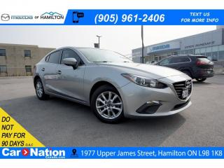 Used 2015 Mazda MAZDA3 GS | NAV | REAR CAM | HEATED SEATS for sale in Hamilton, ON