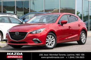 Used 2015 Mazda MAZDA3 GS Mazda 3 GS 2015 demarreur inclus for sale in Lachine, QC