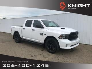 New 2019 RAM 1500 Classic Express | Backup Camera | Bluetooth | Remote Start for sale in Weyburn, SK