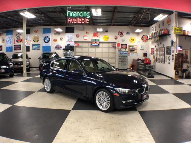 2015 BMW 3 Series 320I X DRIVE LUXURY   PREMIUM PKG AUT0 SUNROOF 96K