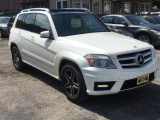 Used 2012 Mercedes-Benz GLK-Class 4MATIC 4dr GLK 350 for sale in Scarborough, ON