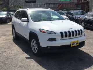 Used 2014 Jeep Cherokee 4WD 4dr North for sale in Scarborough, ON