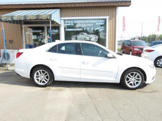 Used 2015 Chevrolet Malibu Berline 4 portes LT avec 1LT for sale in Prevost, QC
