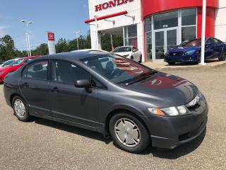 Used 2010 Honda Civic DX-G ***AIR CLIMATISÉ***SEULEMENT 133 20 for sale in Donnacona, QC