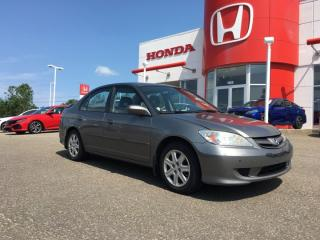 Used 2004 Honda Civic SI***SEULEMENT 159 990 KM***TOIT OUVRANT for sale in Donnacona, QC