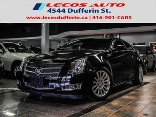 Used 2011 Cadillac CTS PREMIUM for sale in North York, ON