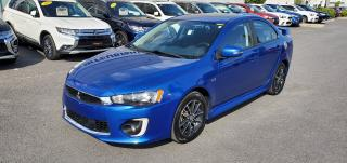 Used 2016 Mitsubishi Lancer SE LTD for sale in St-Hubert, QC