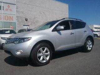 Used 2009 Nissan Murano SL AWD | TOIT PANO | CAM RECUL | BLUETOOTH | for sale in St-Hubert, QC
