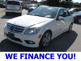 Used 2010 Mercedes-Benz C-Class C 350 for sale in Toronto, ON