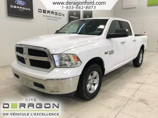 Used 2017 RAM 1500 4x4 Slt Crew Cab V8 for sale in Cowansville, QC