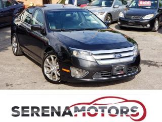 Used 2011 Ford Fusion SEL | V6 | FULLY LOADED | ONE OWNER | NO ACCIDENTS for sale in Mississauga, ON