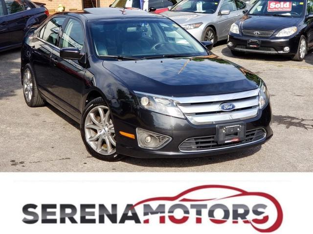 2011 Ford Fusion SEL | V6 | FULLY LOADED | ONE OWNER | NO ACCIDENTS