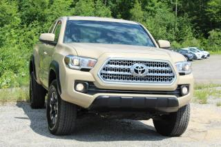 Used 2016 Toyota Tacoma SR5 cabine Accès V6 4RM TRD for sale in Shawinigan, QC