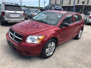 Used 2009 Dodge Caliber SXT for sale in Bradford, ON