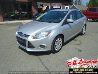 Used 2013 Ford Focus SE for sale in St-Prosper, QC