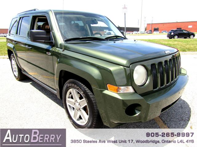 2008 Jeep Patriot SPORT - 2.4L - FWD