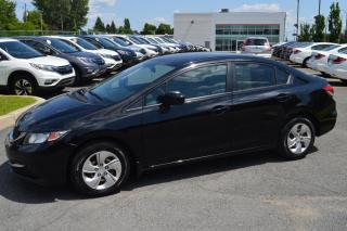 Used 2014 Honda Civic LX for sale in Longueuil, QC