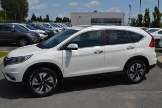 Used 2016 Honda CR-V Touring for sale in Longueuil, QC