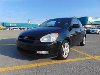 Used 2008 Hyundai Accent Hayon 3 portes, boîte manuelle, GL for sale in St-Eustache, QC