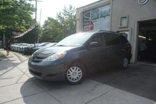 Used 2007 Toyota Sienna 5 portes CE 7 passagers 2 RM for sale in Laval, QC