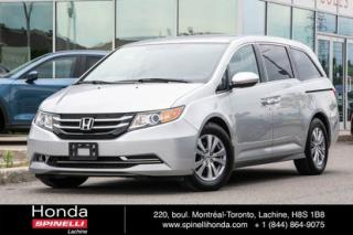 Used 2015 Honda Odyssey Ex Res Dvd Dvd Mags for sale in Lachine, QC