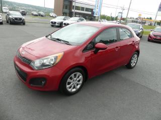 Used 2013 Kia Rio LX, Hayon 5 portes for sale in St-Georges, QC