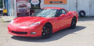 Used 2011 Chevrolet Corvette w/1SA for sale in Mississauga, ON