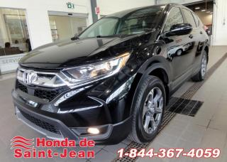 Used 2017 Honda CR-V AWD EX-L Cuir Toit Camera Mags for sale in St-Jean-Sur-Richelieu, QC