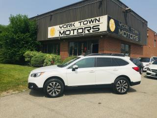 Used 2016 Subaru Outback 2.5i w/Limited & Tech Pkg/Eyesight for sale in North York, ON