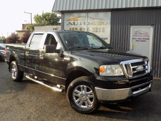 Used 2008 Ford F-150 ***XLT,4X4,CREWCAB,MAGS*** for sale in Longueuil, QC