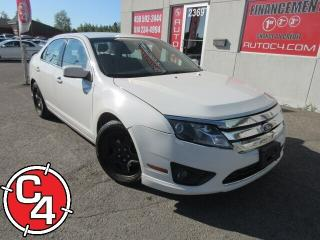 Used 2011 Ford Fusion SE AUTO A/C GR ELECT GAANTIE for sale in St-Jérôme, QC